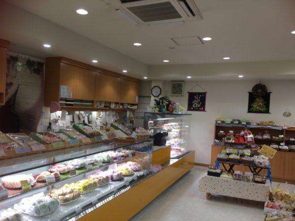 上田市竹田製菓のどら焼き「秀菓」と杵つき餅でほっぺも落ちる