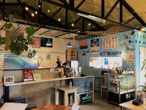 bluelinegaragecafe